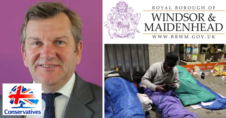 United Kingdom ponders what to do with homeless ahead of royal wedding