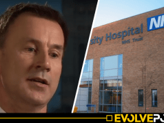 Jeremy Hunt Just Inadvertently Admitted that his own Disastrous Leadership is Sinking the NHS