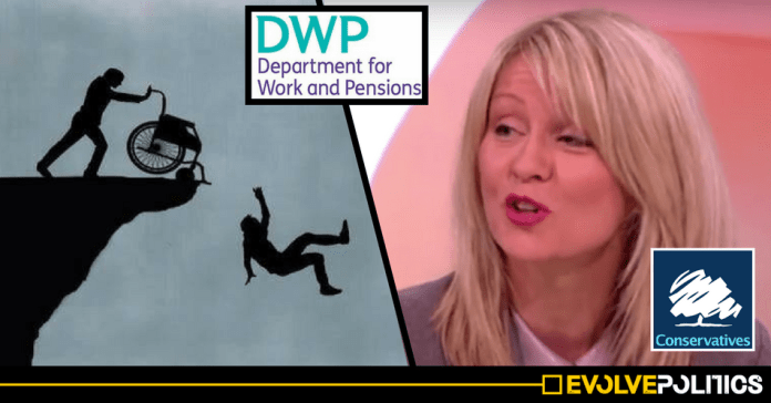 Tories exposed wasting £100m of YOUR money to needlessly degrade disabled people