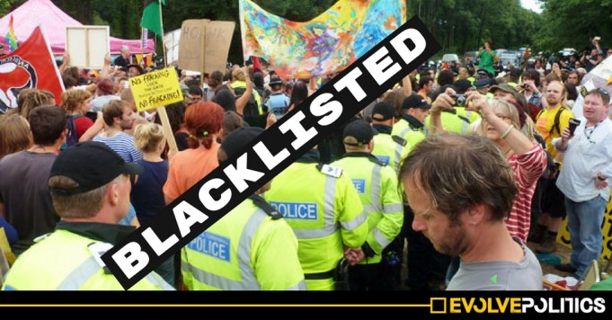 Of course the police passed files to blacklisters: how else did I appear on their list?