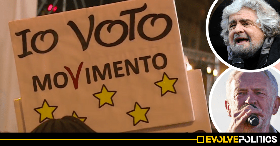 Who are Italy's Five Star Movement, and what can Corbyn's Labour learn from their anti-establishment success?