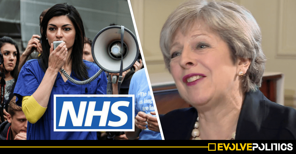 MPs just got handed ANOTHER pay rise - DOUBLE the amount the Tories gave to nurses