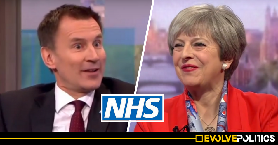 Private £39 GP Service to be installed in NHS Hospital in a further sign of creeping Tory NHS Privatisation