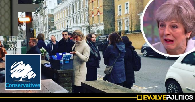 Kensington Tories exposed