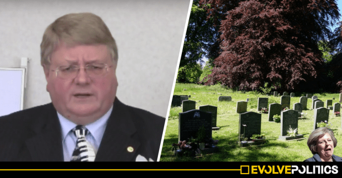 Tory Council BANS poor families from relatives' funerals in horrific cost-cutting exercise