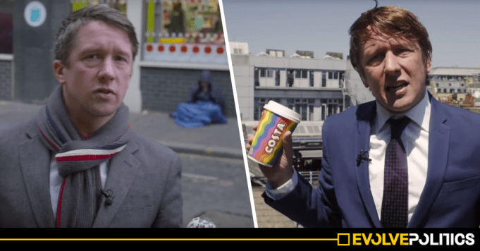 Why has Jonathan Pie gone from ranting about real problems to being angry at insignificant bullshit?