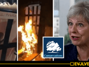 EXCLUSIVE: Grenfell Tower Effigy burning groups' Conservative Party links revealed