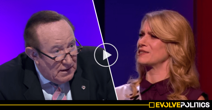 Brexit-backing BBC host Andrew Neil just got absolutely destroyed on his own channel
