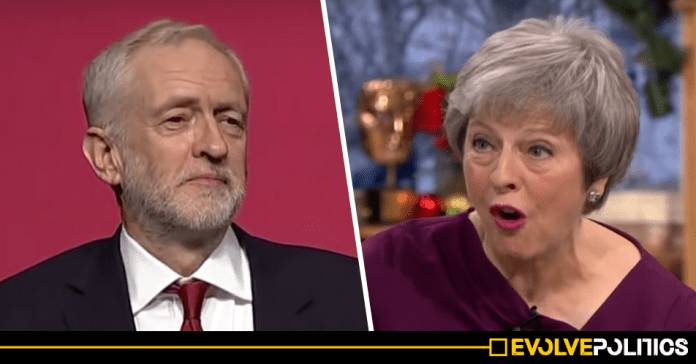 Labour have just tabled a Vote of No Confidence in Theresa May's Tory government