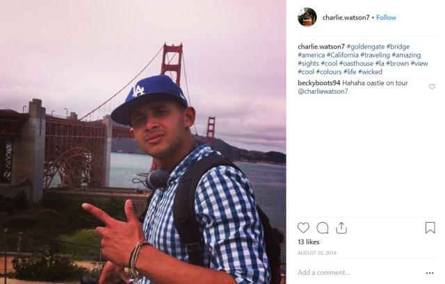 Charlie Watson San Francisco
