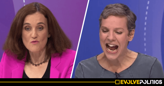 WATCH: Disabled comedian Francesca Martinez annihilates Tories over austerity deaths in passionate awe-inspiring speech [VIDEO]