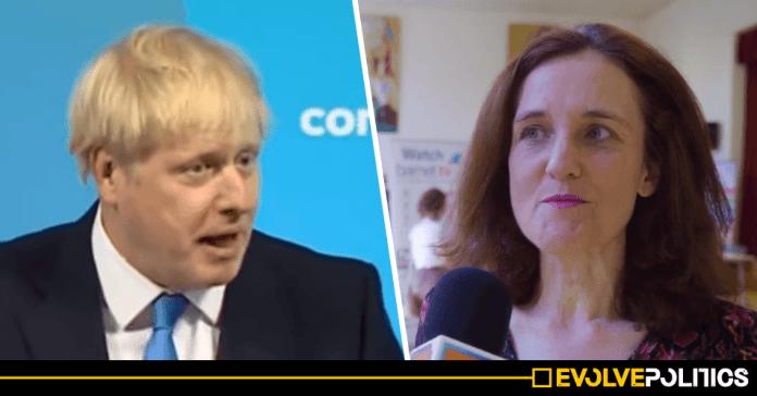 Boris appoints pro-fracking anti-environment MP Theresa Villiers as ENVIRONMENT SECRETARY