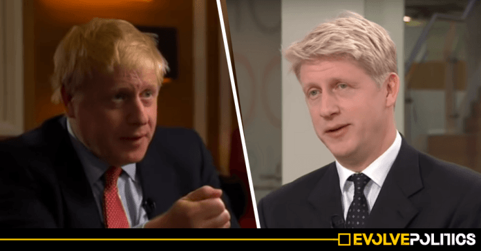 Boris Johnson appoints his own Brother to Cabinet - despite him quitting in protest at May's hard Brexit plans in 2018