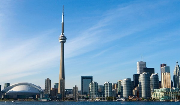 Image result for cn tower toronto