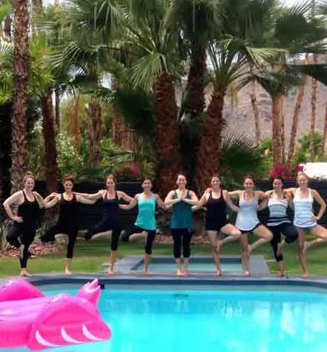 Private Yoga classes for Evolve Yoga