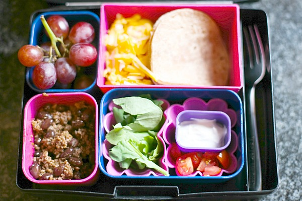 13 Ways to use Tortillas in your Back to School Lunch Packing