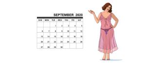 pegging sex calendar
