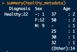 healthy_metadata_summary