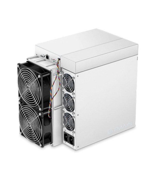 Bitmain Antminer S19 Pro 110Th Bitcoin miner front right side