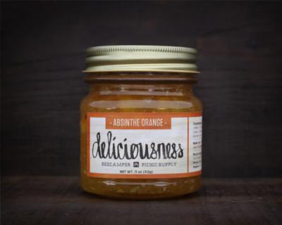Red Camper Deliciousness-Absinthe Orange