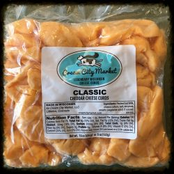 Fresh Cheese Curds-Colorado
