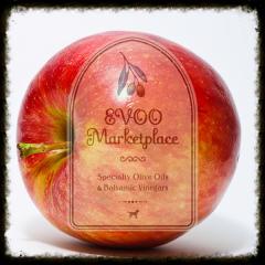 gravenstein apple balsamic