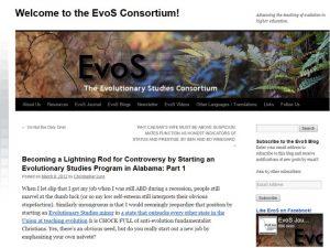 starting an evos program