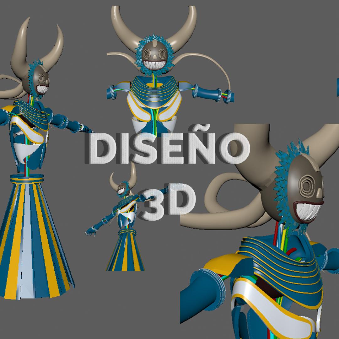 Caratula 3D