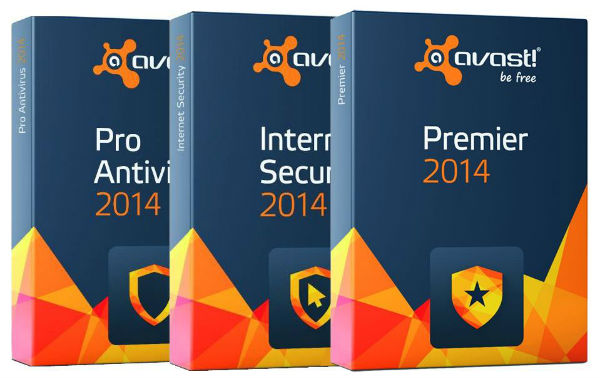 Avast! Antivirus Pro / Premier / Internet Security