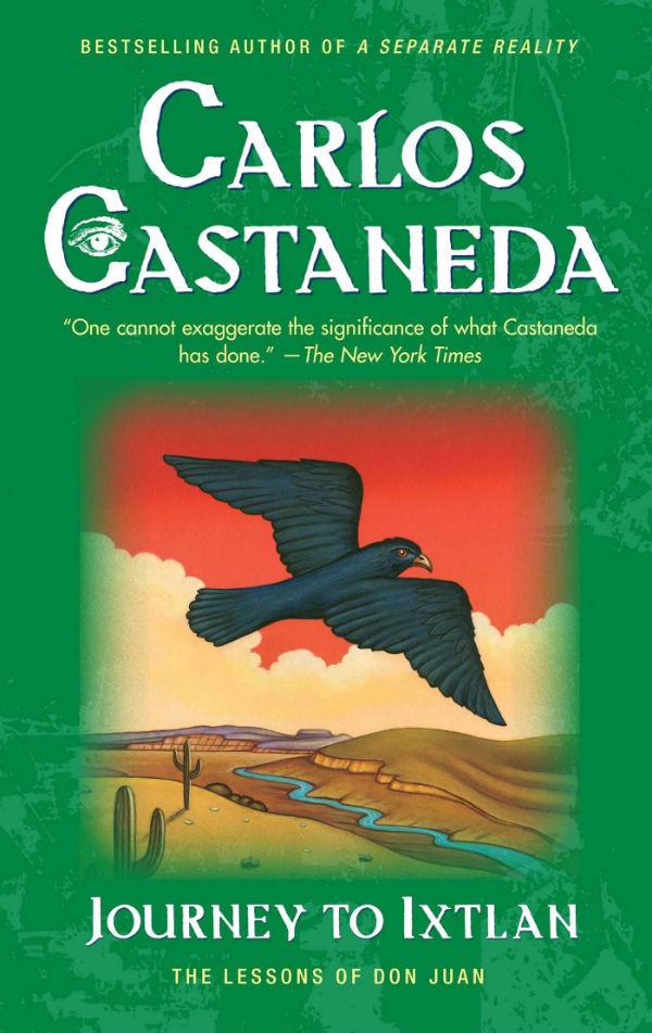 კარლოს კასტანედა - მოგზაურობა იქსტლანში