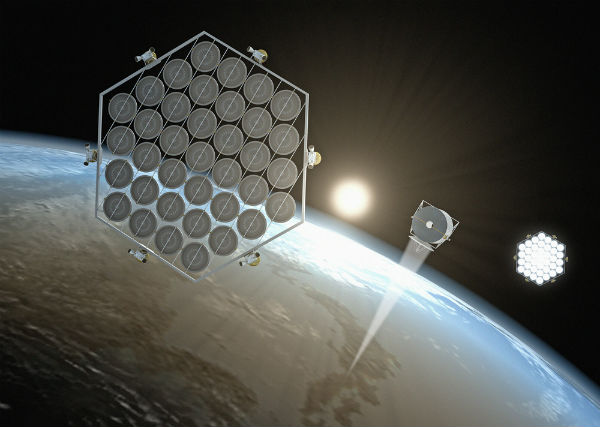 Space-Based Solar Panels