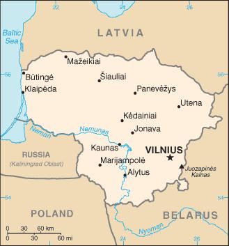 Lietuva_Lietuvos