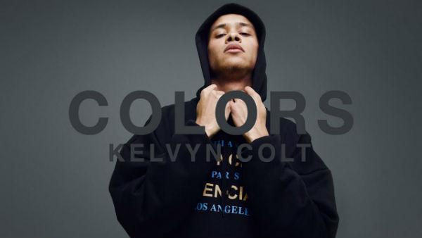 Kelvyn Colt - Bury Me Alive