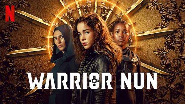 Warrior-Nun