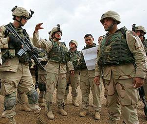 Современные американские солдаты