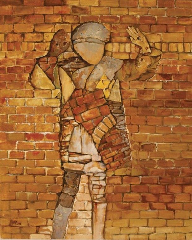 samuel bak 075 Холокост в еврейских картинах Самуила Бака (Samuel Bak)
