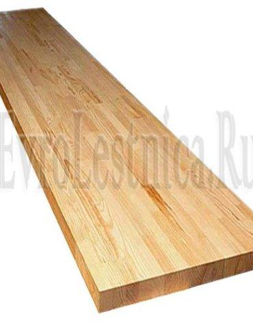 Мебельный щит из сосны сорт А