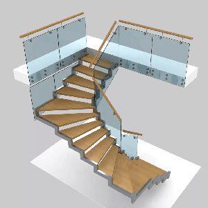 Проектирование и расчёт лестниц