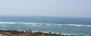 """Плаж """"Пандауа"""" на остров Бали. Един от малкото лесно достъпни и диви плажове на Бали. Фото: А. Адемова"""