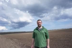 Димитър Събев, икономист и разследващ журналист, ръководител на проект за справедливо данъчно облагане в За Земята/Friends of the Earth. Фото: личен архив.