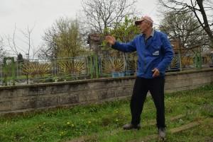 Желязко Желязков от Бели брег недоволства от ниските цени на имотите, предлагани от мината