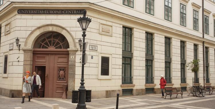 Централноевропейският университет контраатакува