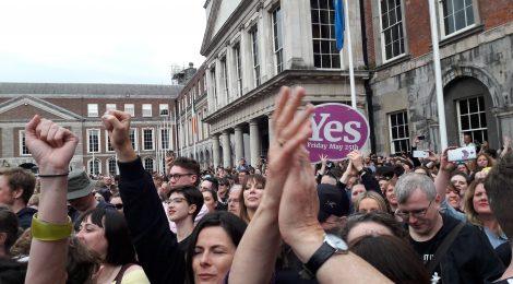 Тихата революция в Ирландия