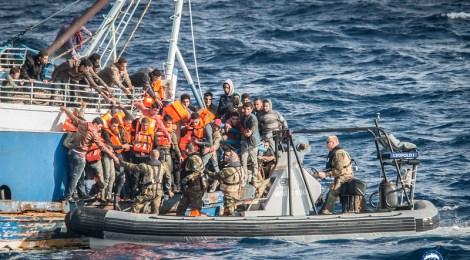 Средиземноморската миграция разтърси зелено-черната коалиция във Виена