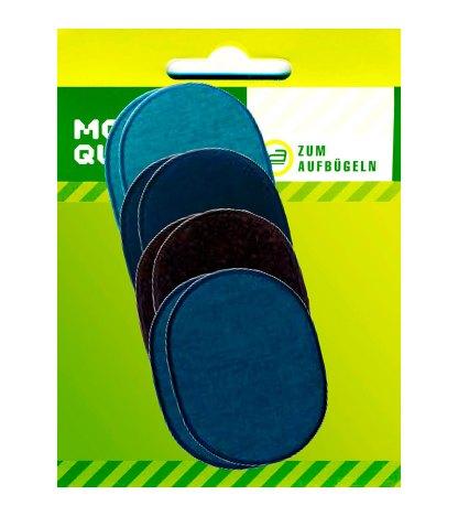 Термоаппликация<br>MQ-BS-2019<br>Заплатки джинсовые с оверлоком</br>
