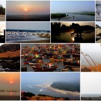 Unexplored beaches in the Kokan belt of Maharashtra