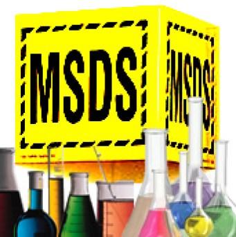 листове за безопасност на химични вещества