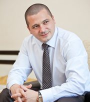 Boyan Yordanov, Manager EVS Translations BG