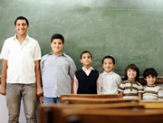 Qatar invests oil money in education