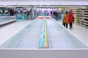 new outlets for Russian exports